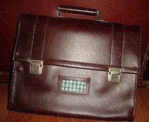 sales briefcase