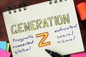 marketing to generation z -apps and mobile sites