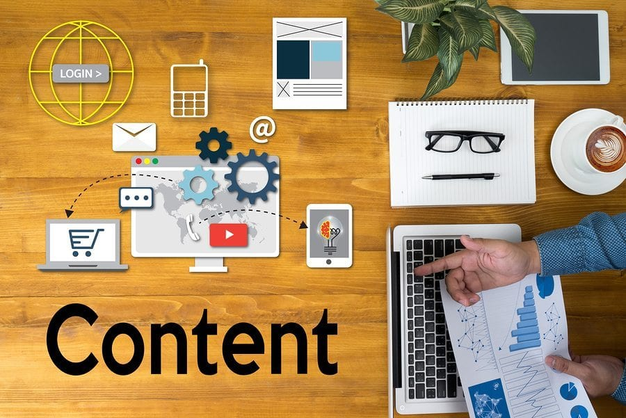 Content Creation For Organic Traffic