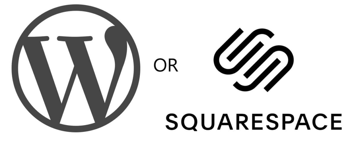 WordPress VS Squa