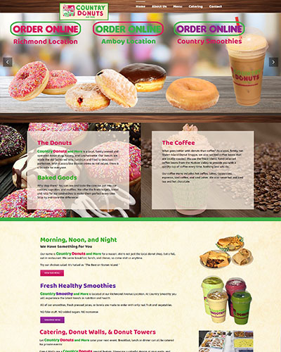 Food Web Design