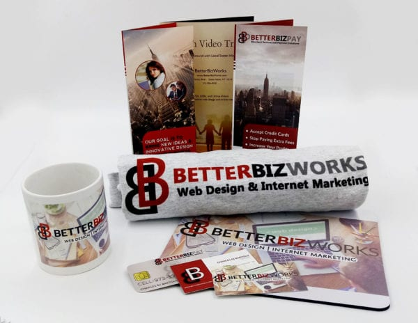 print advertising with Better Biz Works