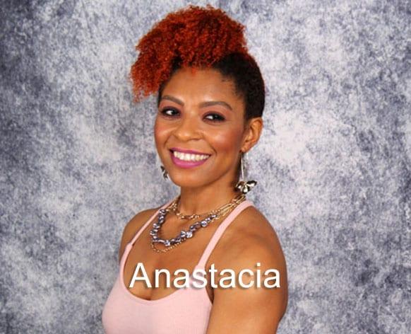 Model Portfolio - Anastacia