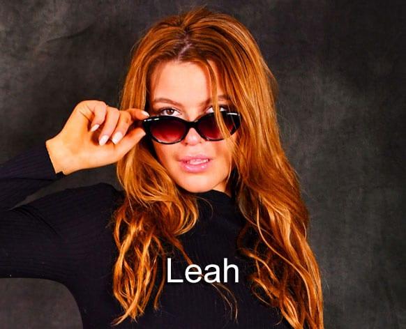 Model Portfolio - Leah