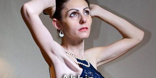 Model Portfolio - Abbie