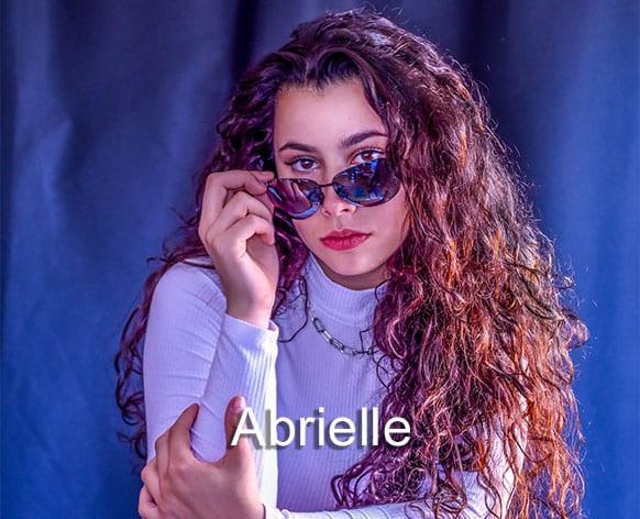 Model Portfolio - Abrielle