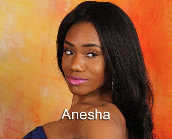 Model Portfolio - Anesha