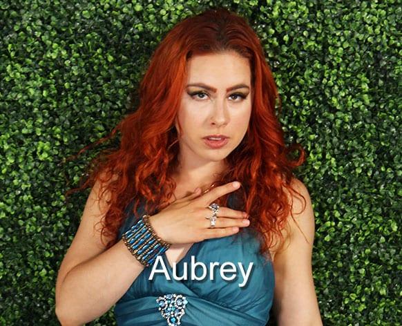 Model Portfolio - Aubrey