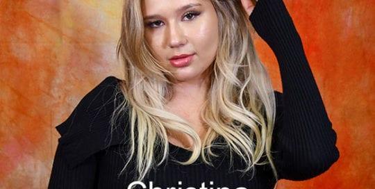 Model Portfolio - Christina