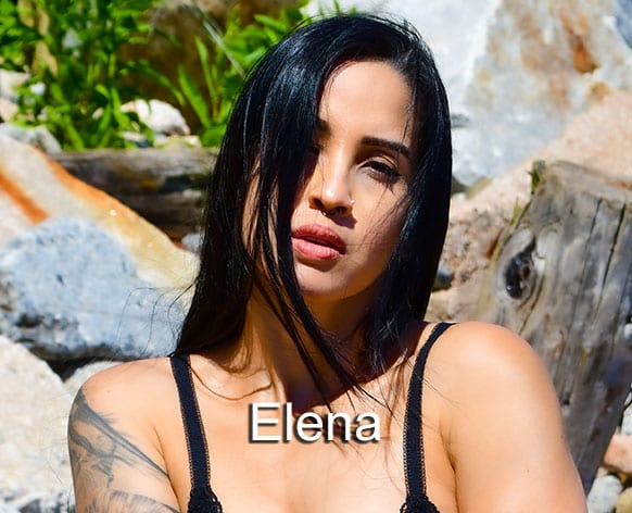 Model Portfolio - Elena
