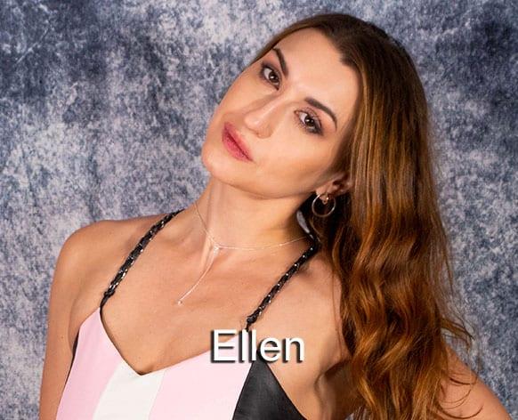 Model Portfolio - Ellen