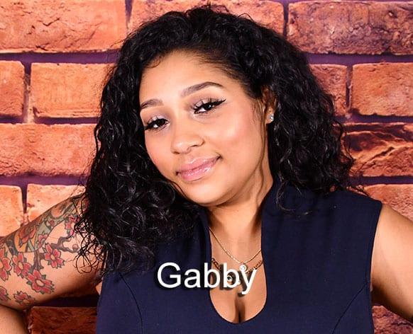 Model Portfolio - Gabby