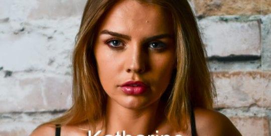 Model Portfolio - Katharine