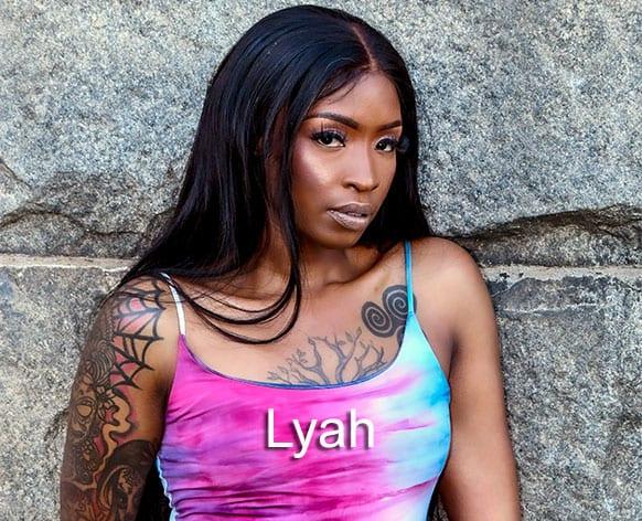 Model Portfolio - Lyah