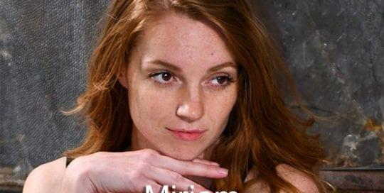 Model Portfolio - Miriam