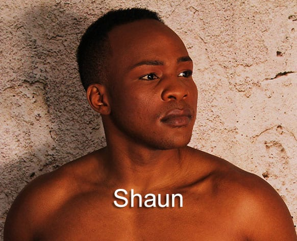 Model Portfolio - Shaun